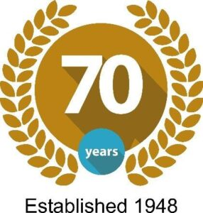 70 years icon