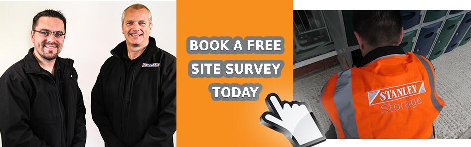 stanley Storage Free Site Survey