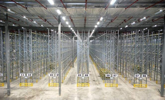 Galvanised Racking