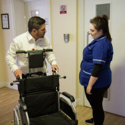 Mobility care home