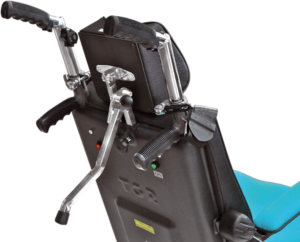 back of tolo mobility stair climber