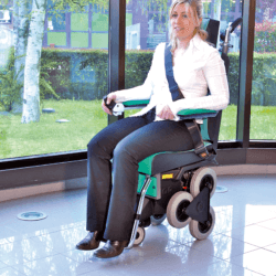 Tolo mobility stair climber remote drive